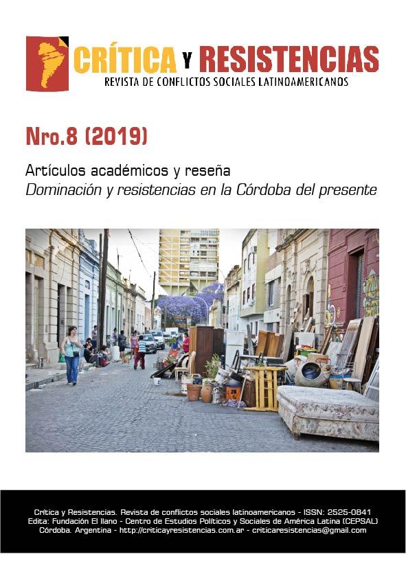 Ver Núm. 8: Revista Crítica y Resistencias
